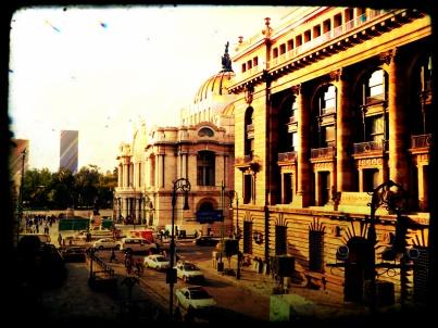 Stunning architecture. Glimpse of Mexico City tour http://bit.ly/1bvxKMV