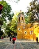 Walk in stopped in time México City's neighborhood, Coyoacán http://bit.ly/1e1tx2D