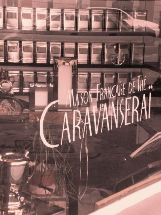 Nice coffee and tea shops